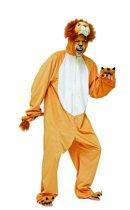 Leeuw - Kostuum - Maat 58 - Bruin