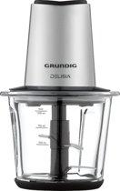 Grundig CH 8680 1l 800W Zwart, Roestvrijstaal elektrische hakmolen