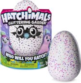Hatchimals Glitter Pengualas - Speelfiguur