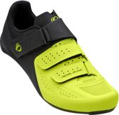 PEARL iZUMi Select Road V5 Schoenen Heren, black/lime Schoenmaat EU 42