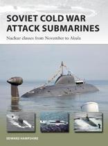 Soviet Cold War Attack Submarines