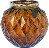 Riverdale York - Sfeerlicht - Diamond - koper - 15cm