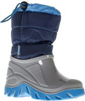 Winter-grip Snowboots Jr - Welly Walker - Blauw/Grijs - 32/33