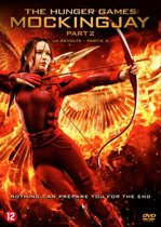 DVD cover van The Hunger Games - Mockingjay (Part 2)