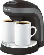Sencor SCE 2000BK koffiezetapparaat Aanrechtblad 0,3 l Handmatig