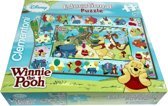 Disney Winnie de Poeh - Educatieve Puzzel