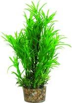 Zolux Kunstplanten Op Grind Groen per stuk Medium
