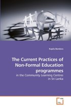 The Current Practices of Non-Formal Education Programmes