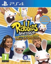 PS4 Rabbids Invasion