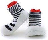 Attipas Urban rood babyschoenen,sloffen maat  19