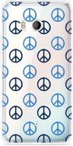 HTC U11 Hoesje Peace