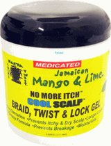 jamaican Mango & Lime NMI Cool Scalp Gel 177 ml