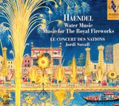 Water Music / Music For The Royal Fireworks / Savall