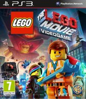 PS3 Game LEGO Movie