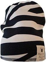 jongens Babymutsje Elodie Details beanie Zebra Sunshine maat 6-12 maanden 7350041673880