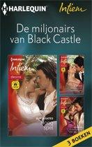 Intiem Bundel - De miljonairs van Black Castle deel 1-3 (3-in-1)
