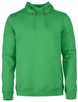 Printer Fastpitch hooded sweatr RSX Freshgreen 4XL