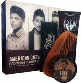American Crew Grooming starter kit