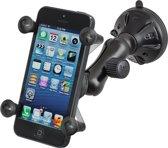 RAM Mount RAP-B-166-2-UN7U houder Mobiele telefoon/Smartphone Zwart Passieve houder