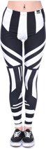ZUMPREMA Zebra Sport legging
