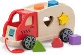 New Classic Toys - Vormenstoof - Truck - 6 vormen
