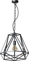 ETH - Hope - Hanglamp - 1 lichts - Ø 460 mm - mat zwart