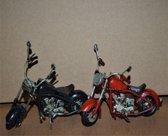 Decoratie Motor Zwart en Rood | GerichteKeuze