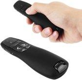Draadloze USB Presenter Met Pointer - Zwart
