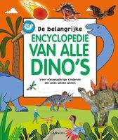Lannoo's grote encyclopedie - De belangrijke encyclopedie van alle dino's