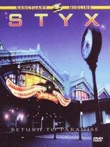 Styx - Return to Paradise (dvd)