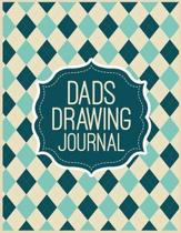 Dads Drawing Journal