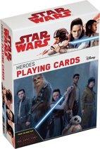 Star Wars Episode 8: The last Jedi - Heroes deck