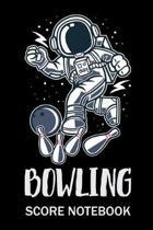 Bowling Score Notebook