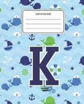 Composition Book K