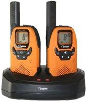DeTeWe Outdoor 8000 Duo Case PMR-walkie talkie