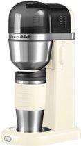 KitchenAid 5KCM0402EAC - koffiezetapparaat - Creme