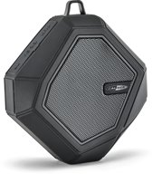 Caliber Bluetooth Speaker | HPG327BT | USB SD | Waterbestendig | Zwart | Accu