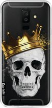Casetastic Softcover Samsung Galaxy A6 Plus (2018) - Royal Skull