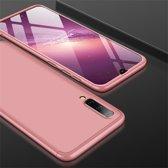 Mobigear 360 Hardcase Rose Goud Samsung Galaxy A50