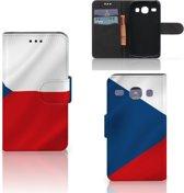 Bookstyle Case Samsung Galaxy Core i8260 Tsjechië