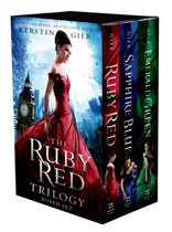 The Ruby Red Trilogy boxset (1-3)