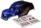 Traxxas Skully body Blue