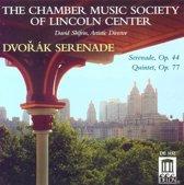 Serenade Op. 44, Quintet Op. 77