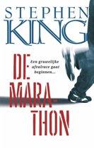 Boek cover De marathon van Stephen King