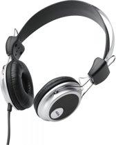 AEG KH 4220 Zwart, Zilver Supraaural Hoofdband koptelefoon