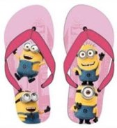 Slippers minions rose