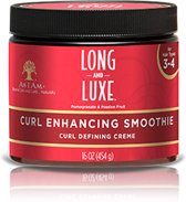 As i Am Long and Luxe Curl Enhancing Smoothie Curl Defining Creme 454gr