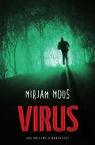 Boek cover Virus van Mirjam Mous (Ebook)