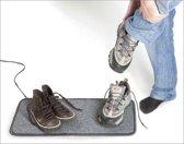 Schoenen droogmat