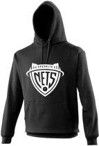 Brooklyn Nets logo NBA Hoody - maat L